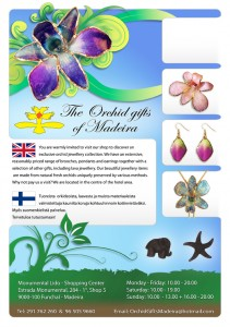 The Orchid Gifts of Madeira