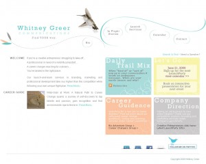 Whitney Greer Communications