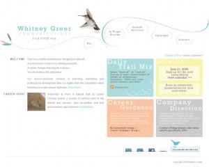 Whitney Greer Communications
