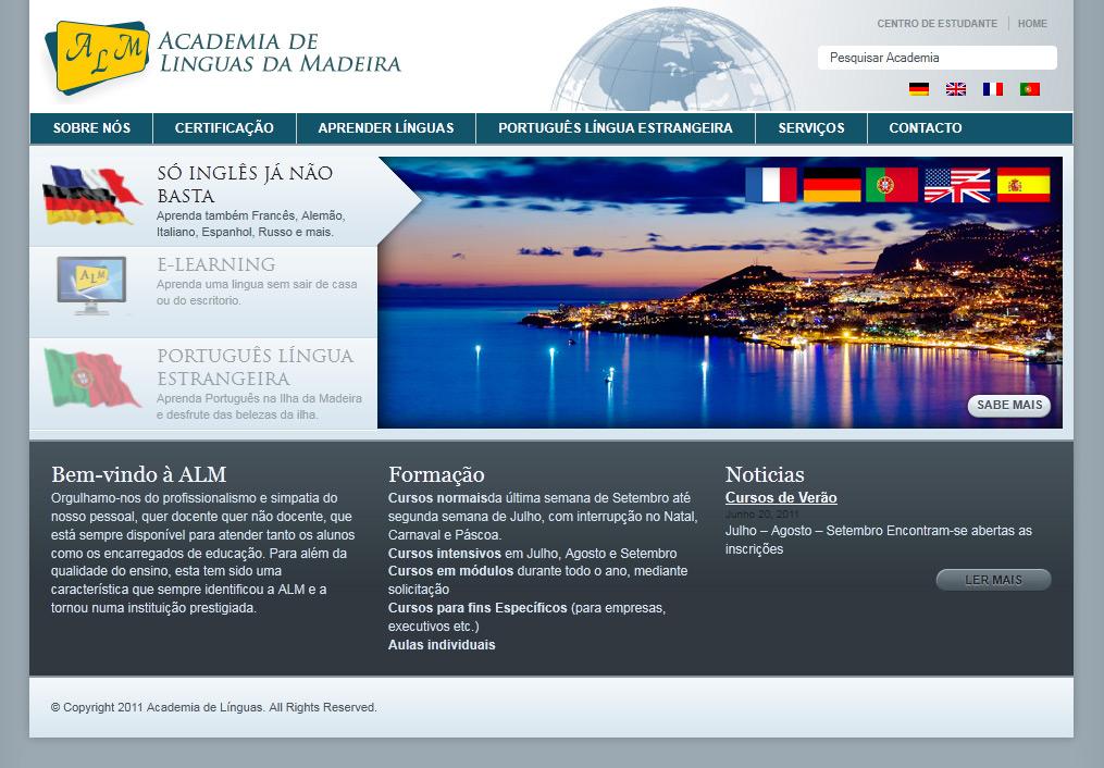 Academy of Language - Madeira